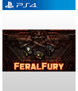 Feral Fury PS4