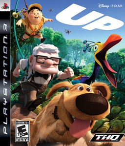 Disney\'s Up PS3