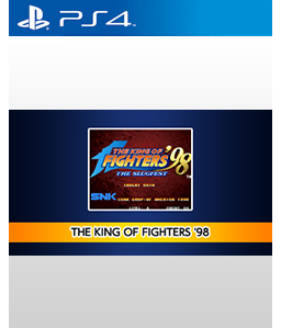 The King of Fighters \'98 PS4
