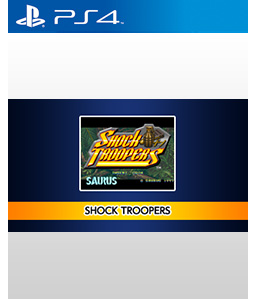 Shock Troopers PS4