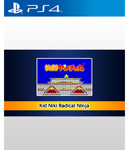 Kid Niki: Radical Ninja PS4
