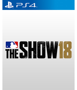 MLB 18 The Show PS4
