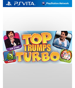 Top Trumps Turbo Vita