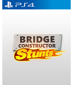Bridge Constructor Stunts PS4