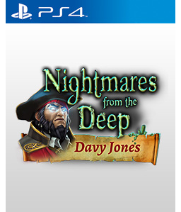 Nightmares from the Deep 3: Davy Jones PS4