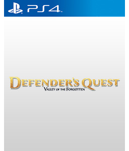 Defender\'s Quest: Valley of the Forgotten DX PS4