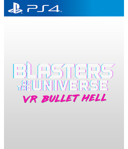 Blasters of the Universe PS4