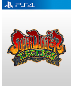 Super Dungeon Tactics PS4