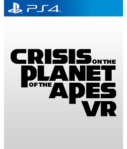 Crisis on the Planet of the Apes PS4