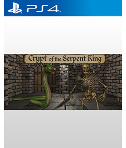 Crypt of the Serpent King PS4