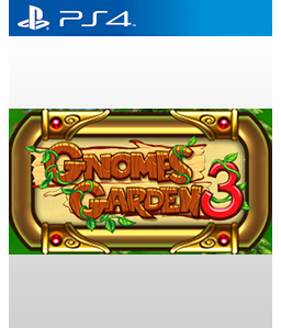 Gnomes Garden 3: The thief of castles PS4