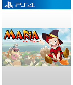 Maria the Witch PS4