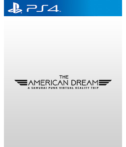 The American Dream PS4