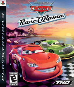 Cars: Race-O-Rama PS3