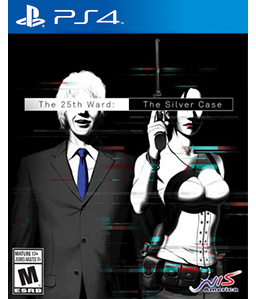 The 25th Ward: The Silver Case PS4