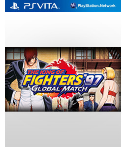 The King of Fighters '97 Global Match Vita Vita