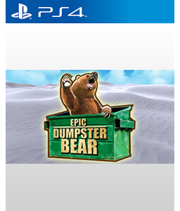 Epic Dumpster Bear PS4