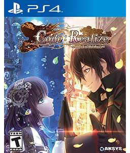 Code:Realize - Bouquet of Rainbows PS4