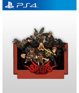 Streets of Red: Devil\'s Dare Deluxe PS4
