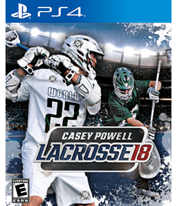 Casey Powell Lacrosse 18 PS4