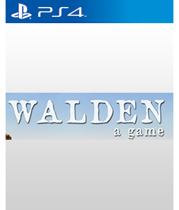 Walden, a game PS4
