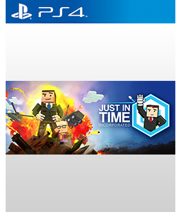 Just In Time Incorporated PS4
