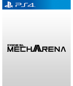 Code 51 Mecha Arena PS4