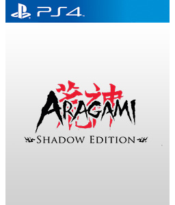 Aragami: Shadow Edition PS4