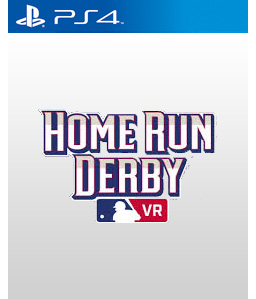 MLB: Home Run Derby VR PS4