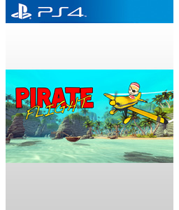 Pirate Flight PS4