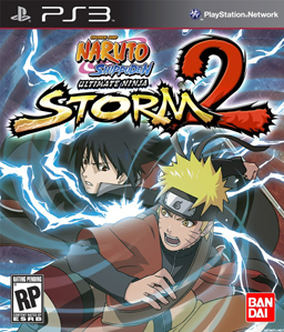 Naruto: Ultimate Ninja Storm 2 PS3
