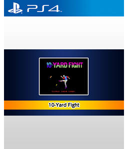 10-Yard Fight PS4