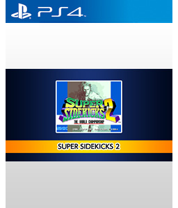 Super Sidekicks 2 PS4