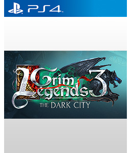 Grim Legends 3: The Dark City PS4