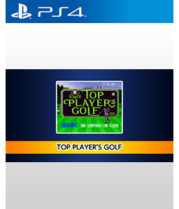 Top Players Golf PS4