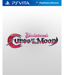 Bloodstained: Curse of the Moon Vita Vita