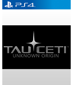 TauCeti Unknown Origin PS4