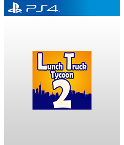 Lunch Truck Tycoon 2 PS4