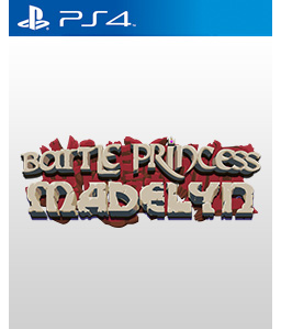 Battle Princess Madelyn PS4