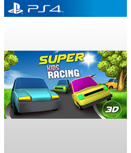 Super Kids Racing PS4