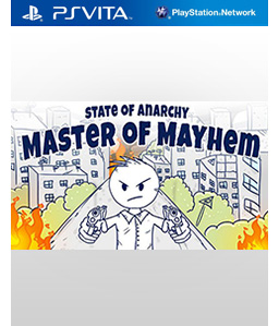 State of Anarchy: Master of Mayhem Vita Vita