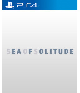 Sea of Solitude PS4