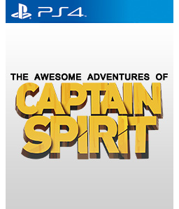The Awesome Adventures of Captain Spirit PS4