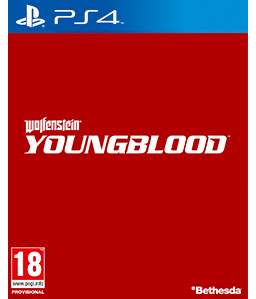 Wolfenstein: Youngblood PS4