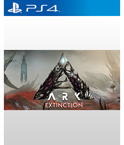 ARK: Extinction PS4