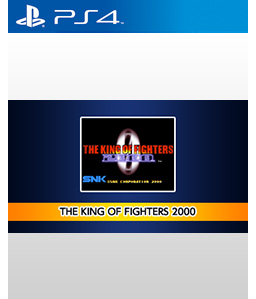 The King of Fighters 2000 (Hamster) PS4
