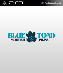 Blue Toad Murder Files PS3