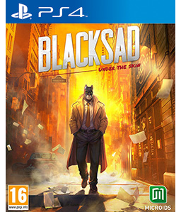 Blacksad: Under the Skin PS4