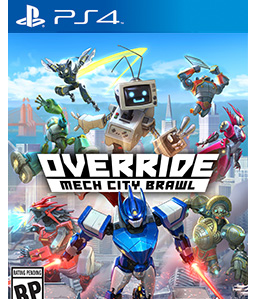 Override: Mech City Brawl PS4