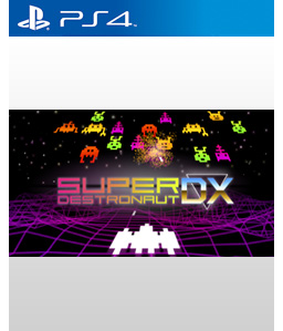 Super Destronaut DX PS4